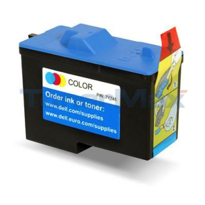 DELL SERIES 2 PRINT CARTRIDGE COLOR